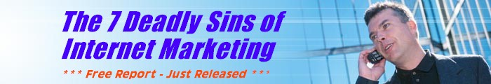 BizEach.com work at home internet online business opportunity, Discover the 7 Deadly Sins of Internet Marketing. Discover the mistakes nearly everyone is making. Don't throw your money away on another program until you've read this free report.